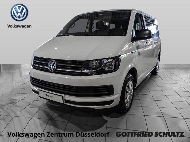 Volkswagen Multivan 2.0 TDI TRENDLINE 7-GANG-DSG EINPARKHILFE, Jahr 2019, Diesel