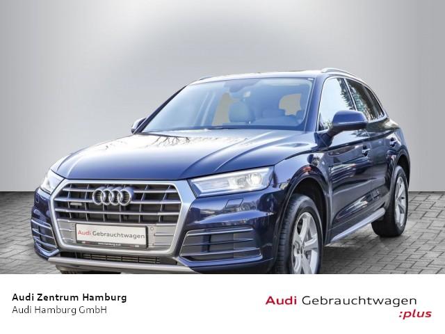 Audi Q5 2.0 TFSI sport quattro S tronic PANO STANDHZG.NAVI-PLUS, Jahr 2017, Benzin