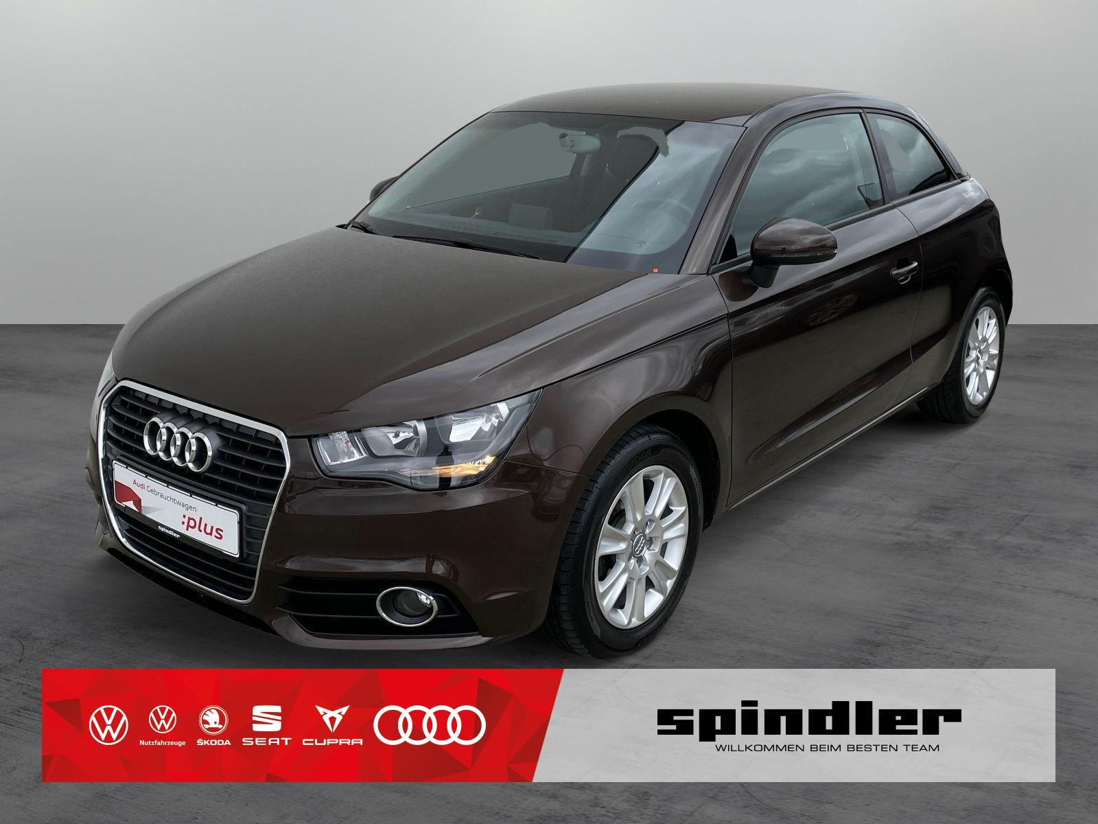 Audi A1 1.2 TFSI 5-Gang/ Klima, Bluetooth,Sitzheizung, Jahr 2014, Benzin