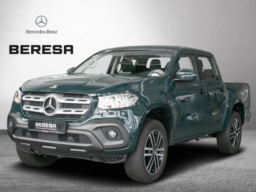 Mercedes-Benz X 220 BERESA Edition Progressive AHK Navi Kamera, Jahr 2017, diesel