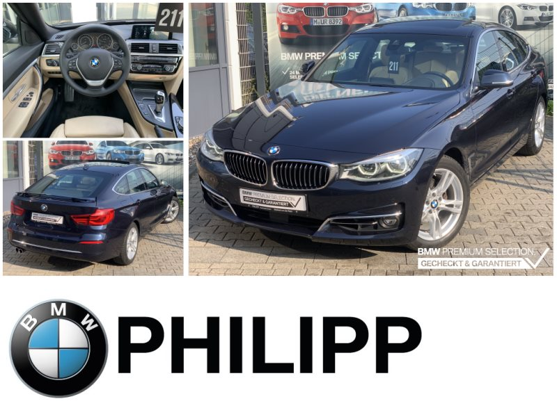BMW 330d xDrive Gran Turismo Ad.Fahrwerk DA HiFi DAB HUD, Jahr 2016, Diesel