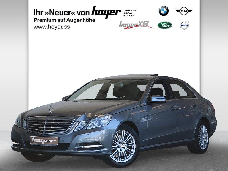 Mercedes-Benz E 250 CDI DPF BlueEFFICIENCY 7G-TRONIC Elegance, Jahr 2012, Diesel