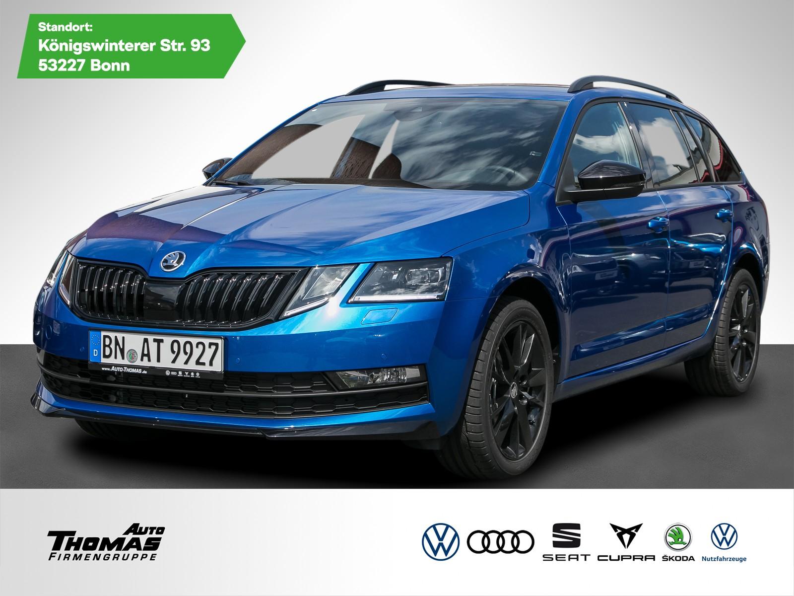 "Skoda Octavia Combi III FL ""Sport Edition"" 2.0 TDI DSG, Jahr 2020, diesel"