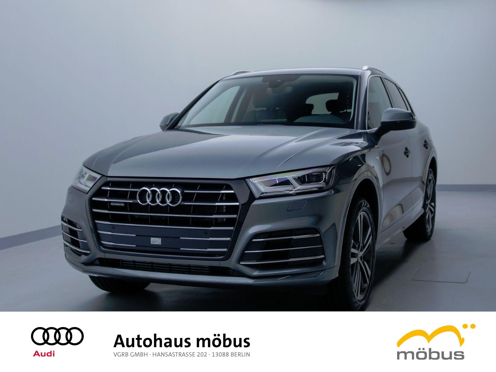 Audi Q5 sport 55 TFSI e *QU*S-TRO*LED*AAS*AHV*3ZONEN*, Jahr 2021, Benzin