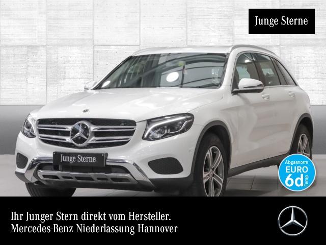 Mercedes-Benz GLC 300 4M Distr. LED Kamera Easy-Pack 9G Sitzh, Jahr 2019, petrol