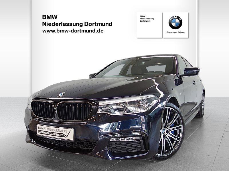 BMW 540i xDrive Limousine M Sportpaket, Jahr 2017, Benzin