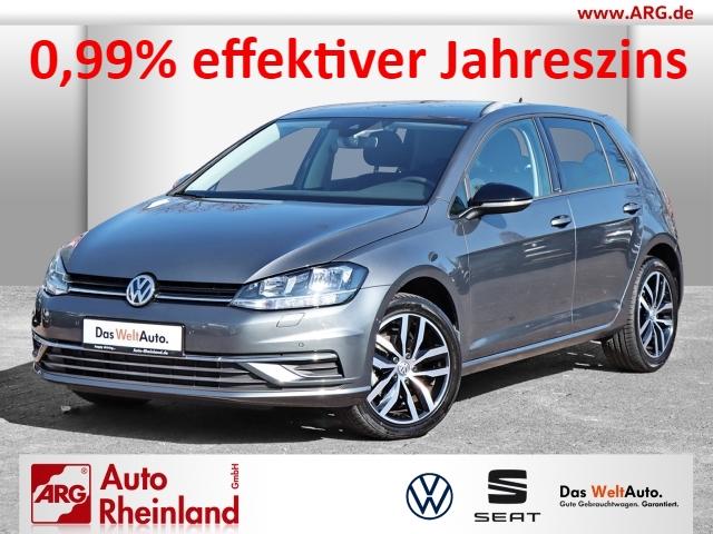 Volkswagen Golf VII IQ.DRIVE 1.0 TSI OPF ACC/Navi/PDC/Sitzheiz., Jahr 2019, Benzin