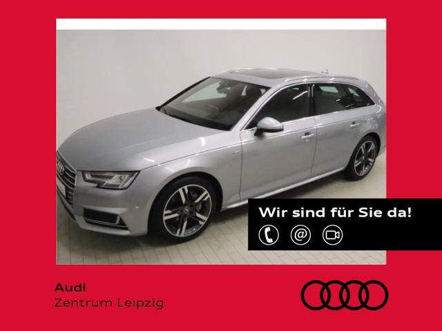 Audi A4 Avant 2.0 TDI sport quattro *LED-Paket*HuD*, Jahr 2017, Diesel