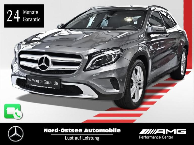 Mercedes-Benz GLA 250 Urban Navi Standheizung Sitzheizung PTS, Jahr 2014, Benzin