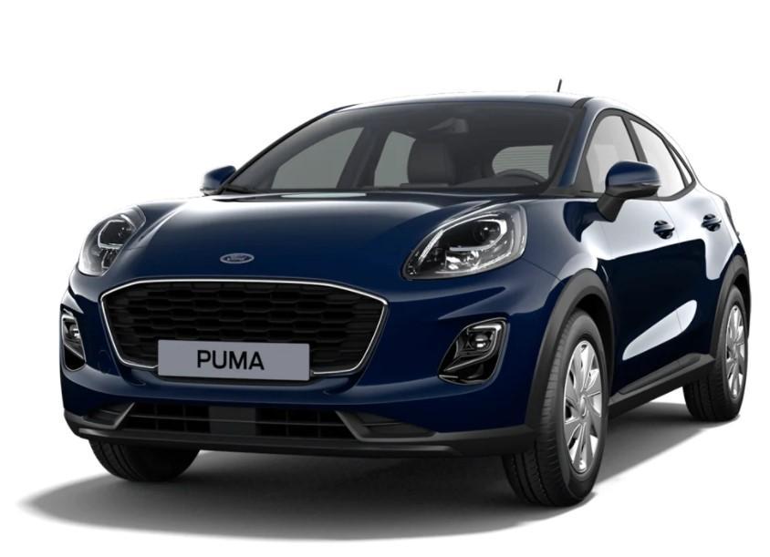 Ford Puma 1.0L Ecoboost Cool& Connect #GÜNSTIG, Jahr 2021, Benzin