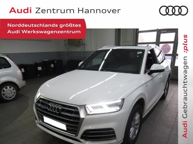 Audi Q5 2.0 TDI sport Pano virtul LED Alcantara, Jahr 2017, Diesel