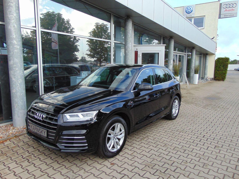 Audi Q5 TFSI e 55 quattro S-Line Luft/Navi/AHK, Jahr 2020, Hybrid