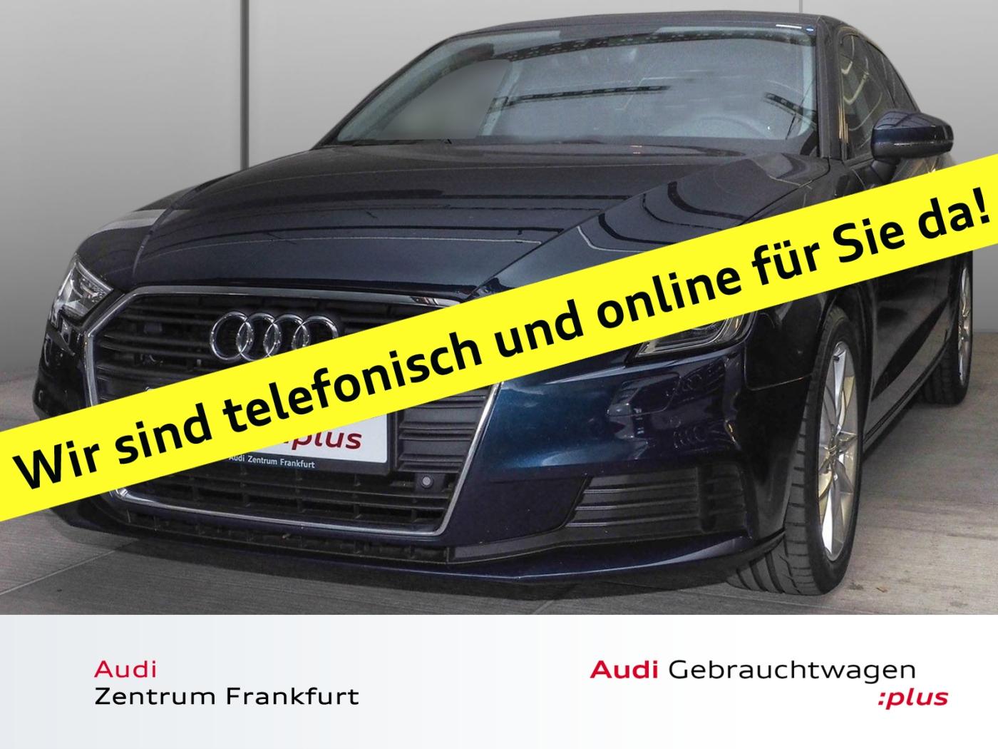 Audi A3 Sportback 1.0 TFSI Navi Xenon PDC Sitzheizung, Jahr 2018, Benzin