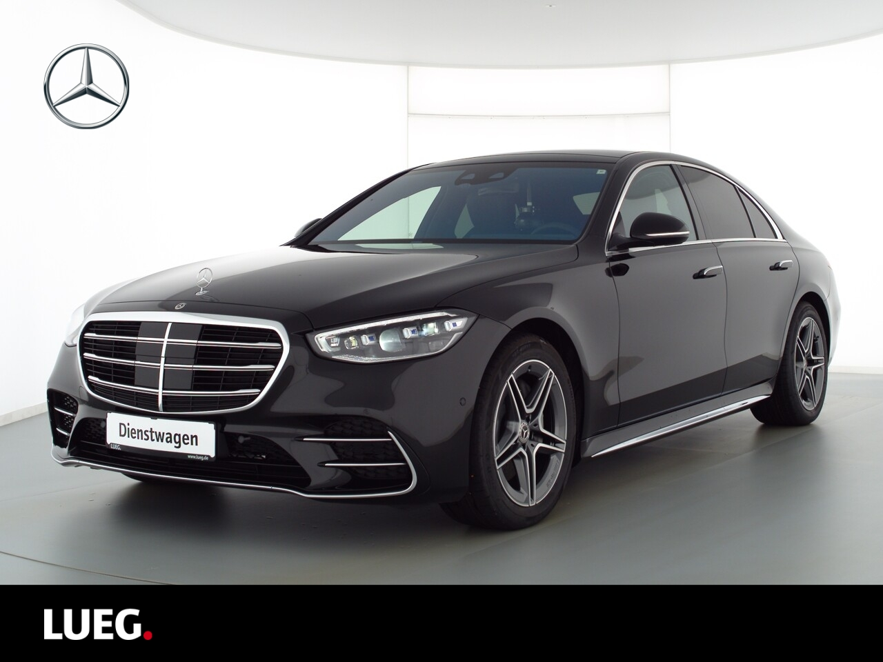 Mercedes-Benz S 350 d 4M AMG+DIGIT.LIGHT+AR-HUD+PANO+KEYLESS, Jahr 2021, Diesel