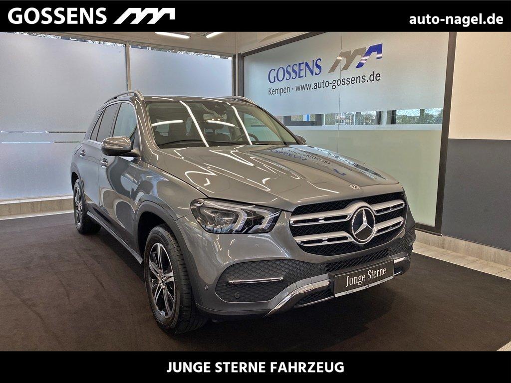 Mercedes-Benz GLE 300 d 4M +COMAND+LED+AHK+SHZ+PTS+360°+ Navi, Jahr 2019, Diesel