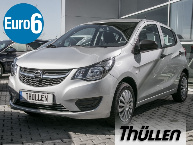 Opel Karl 1.0 Selection 55 KW Klima, Jahr 2015, Benzin