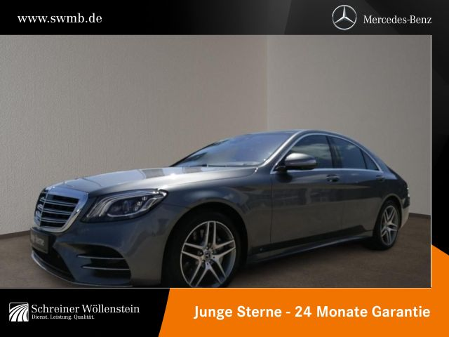 Mercedes-Benz S 400 d 4M *AMG*Sitzkl.*360°*KeyGo*Pano*HUD*Burm, Jahr 2017, Diesel