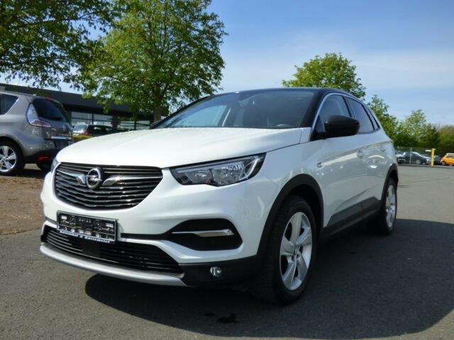 Opel Grandland X 1.2 Turbo Dynamic, Jahr 2018, Benzin
