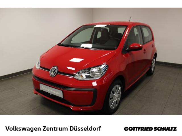 Volkswagen up! 1.0 move *Radio*Klima*5Türer*, Jahr 2017, Benzin
