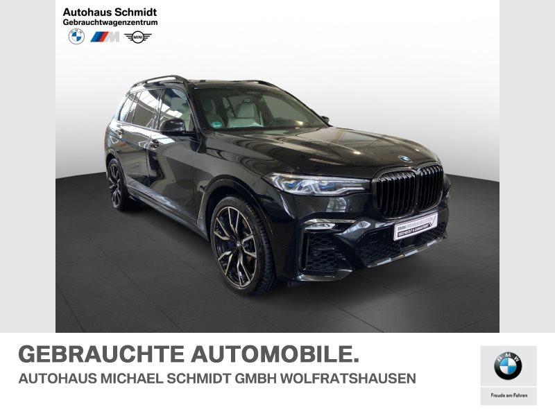 BMW X7 xDrive40d M Sportpaket*22 Zoll*7 Sitzer*Massage*, Jahr 2021, Diesel