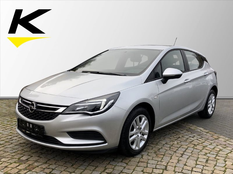 Opel Astra 5türig Edition Start Stop 1.6 CDTI LED-T, Jahr 2018, Diesel