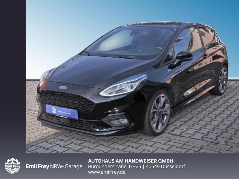 Ford Fiesta 1.0 EcoBoost S&S ST-LINE, Jahr 2018, Benzin