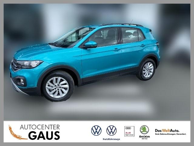 Volkswagen T-Cross Life 1.0 TSI Navi ACC Klima, Jahr 2020, Benzin