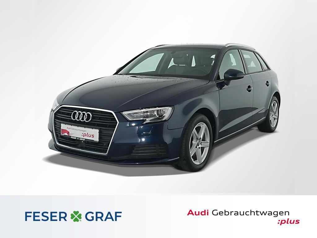 Audi A3 Sportback 1.4 TFSI Einparkhilfe plus+Standhzg, Jahr 2017, Benzin
