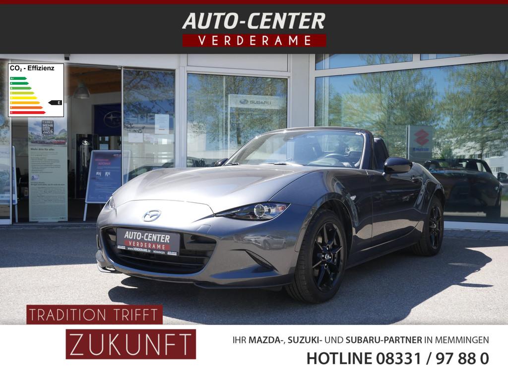 Mazda MX-5 SKYACTIV-G 132 Exclusive-Line, Jahr 2019, Benzin