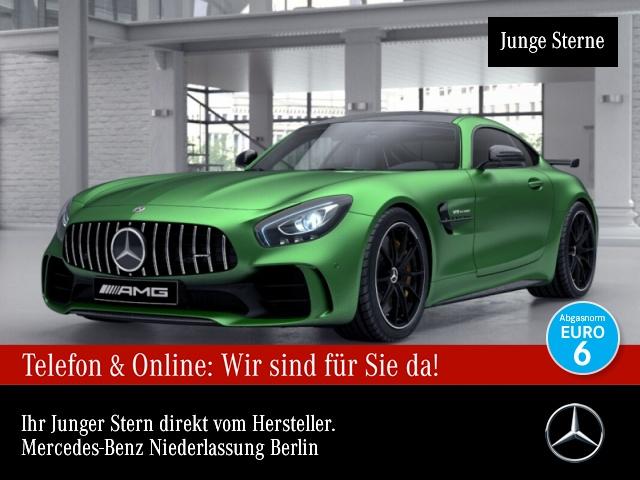 Mercedes-Benz AMG GT R Cp. Keramik Burmester 3D Carbon Distr., Jahr 2017, Benzin