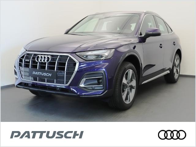 Audi Q5 Sportback 40 TDI quattro S tronic Navi Rückfa, Jahr 2021, Diesel