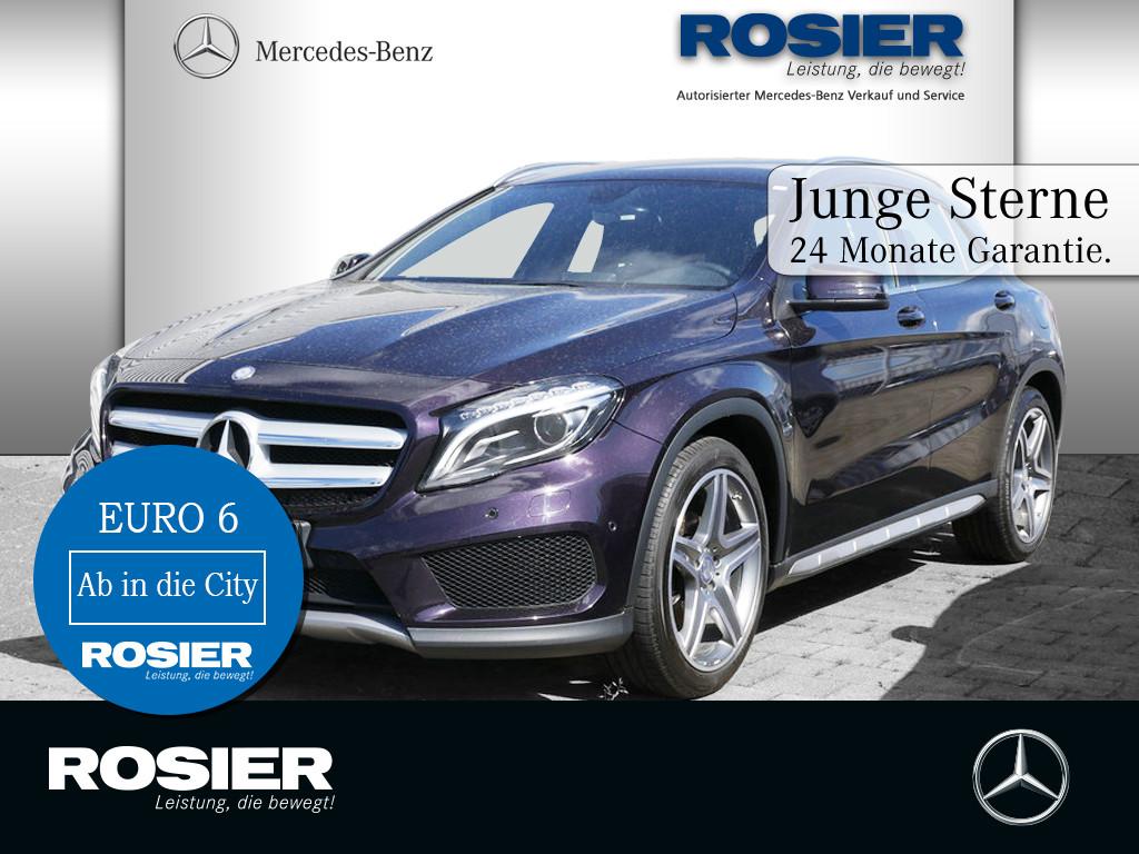 Mercedes-Benz GLA 180, Jahr 2015, petrol