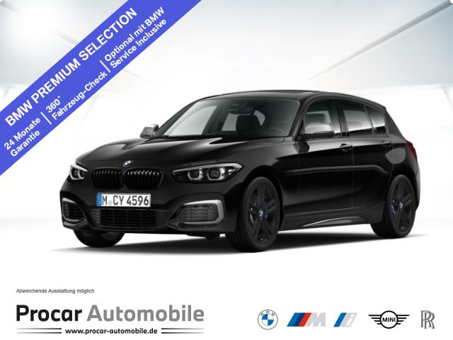 BMW M140i xDrive Special Edition Navi Prof. H/K Glsd, Jahr 2018, Benzin