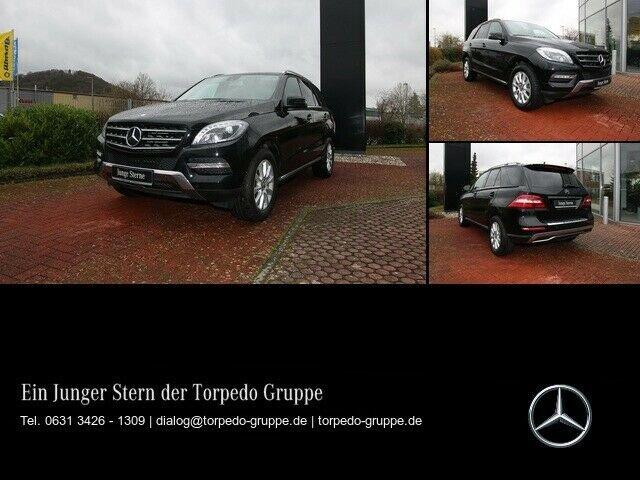 Mercedes-Benz ML 250 BT 4M OnlineBonus 1.000 is 30.04 Navi+X, Jahr 2015, Diesel