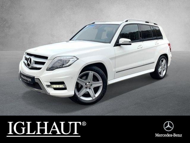 Mercedes-Benz GLK 250 BT 4M AMG-LINE COMAND BI-XENON KAMERA, Jahr 2013, Diesel
