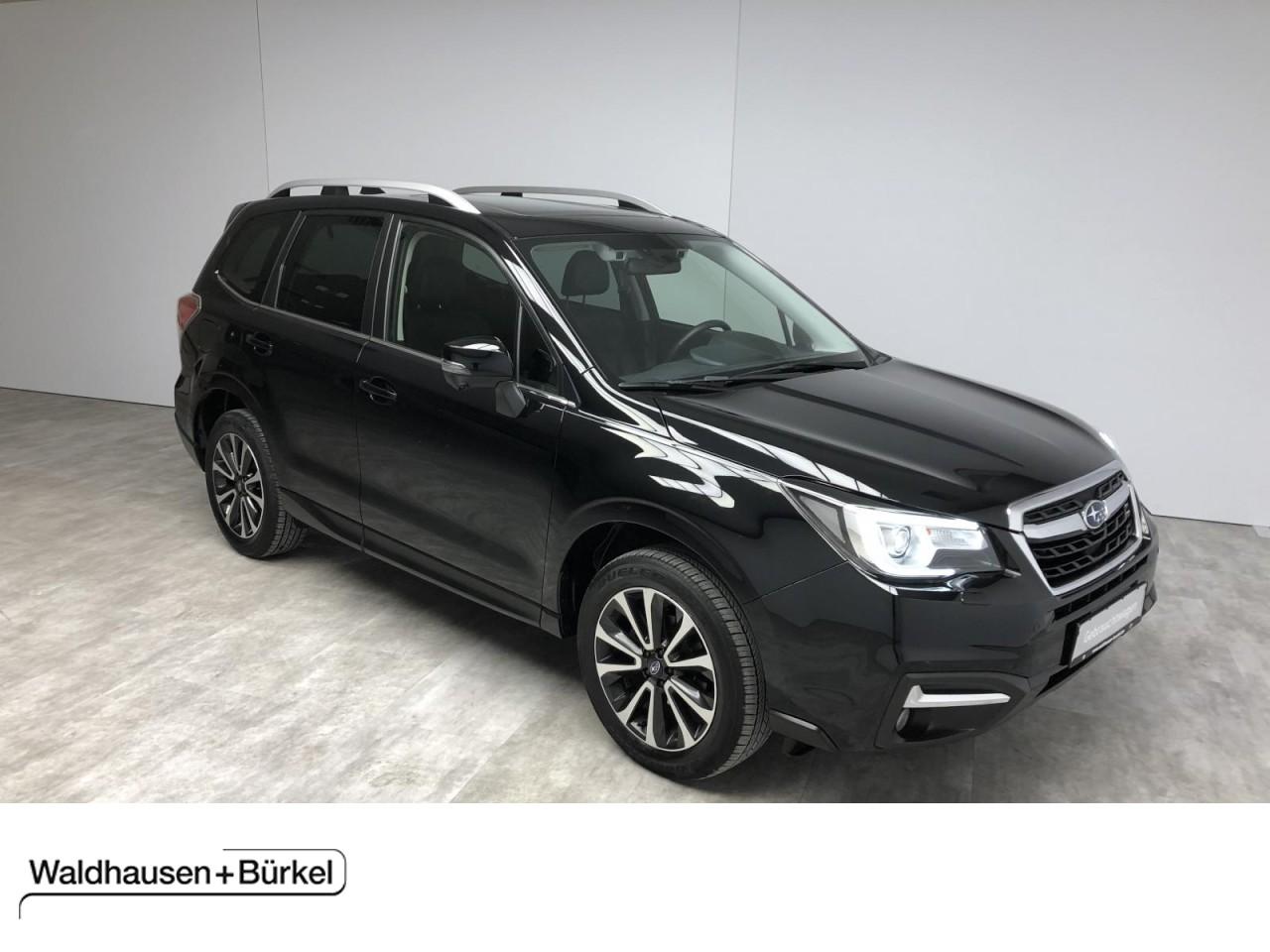 Subaru Forester 2.0i Platinum Navi Leder, Jahr 2017, Benzin