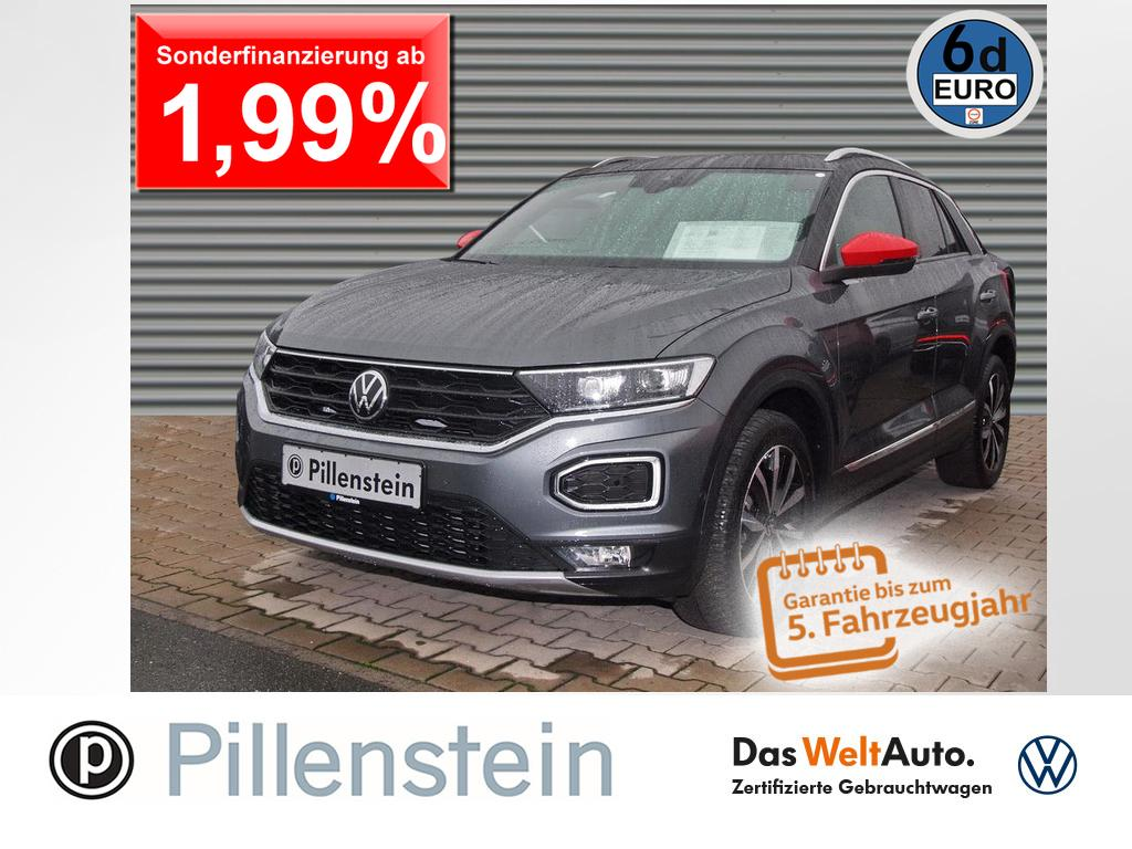 Volkswagen T-Roc 1.5 TSI Sport LED BEATS PARKLENK KAMERA, Jahr 2021, Benzin