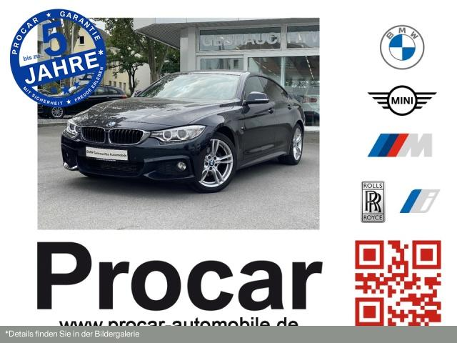 BMW 420 Gran Coupe D M Sport Navi Business Klimaaut., Jahr 2016, Diesel