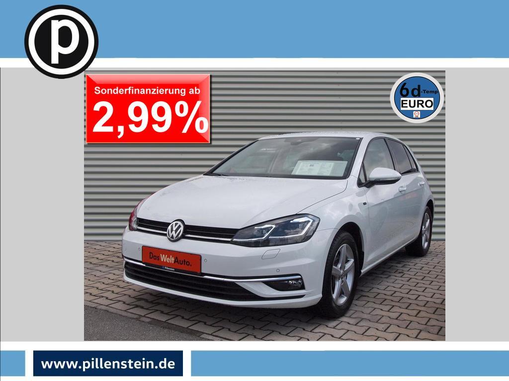 Volkswagen Golf 1.6 TDI JOIN DSG LED ACC STANDH NAVI Kamera, Jahr 2018, Diesel