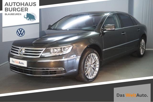 Volkswagen Phaeton V8 4.2 Tipt lang POLTRONA 2,99%, Jahr 2015, Benzin