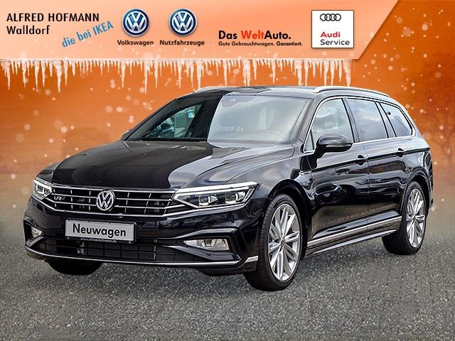 volkswagen passat variant 2.0 tdi business dsg r-line navi, jahr 2020, diesel