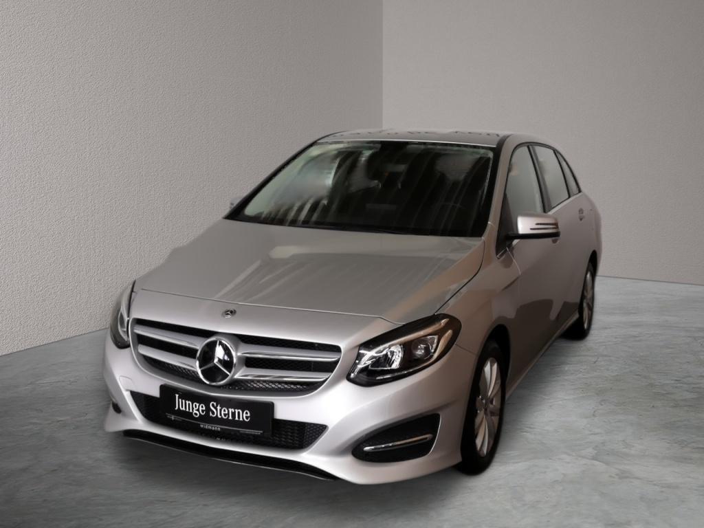 Mercedes-Benz B 220 d Style*Distronic*LED*Standhz*Kamera*Navi*, Jahr 2017, Diesel