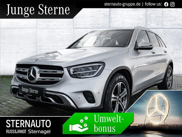 Mercedes-Benz GLC 200 4M AMG Comand MBUX AHK RÃCam, Jahr 2019, Benzin