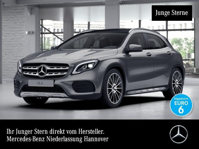 Mercedes-Benz GLA 250 AMG Pano Harman LED AHK Navi Klimaautom, Jahr 2017, Benzin