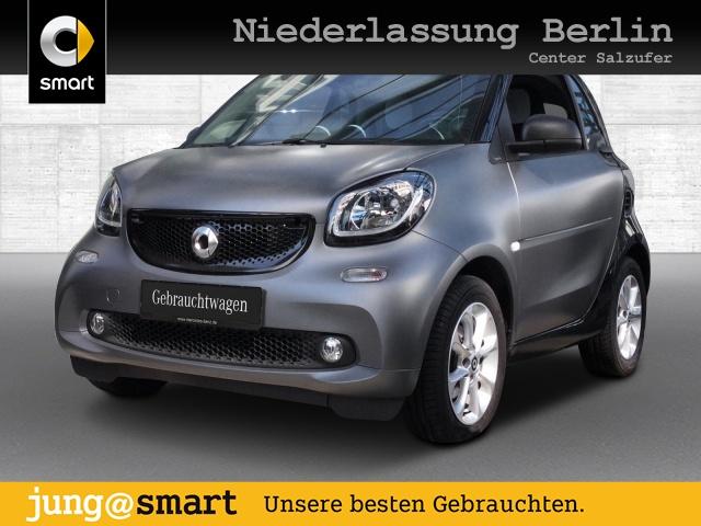 smart fortwo coupé 52kW passion DCT cool&Audio SHZ Pano, Jahr 2019, Benzin