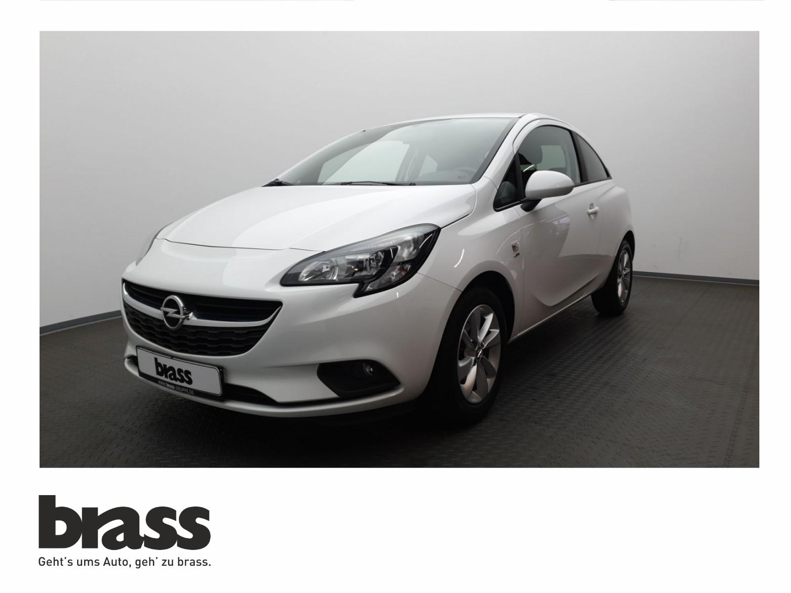 Opel Corsa E 1.2 Active, Jahr 2016, Benzin