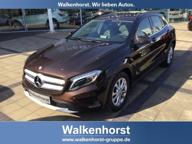 Mercedes-Benz GLA 220 GLA-Klasse CDI d 4Matic EURO 6 Xenon Navi, Jahr 2014, diesel