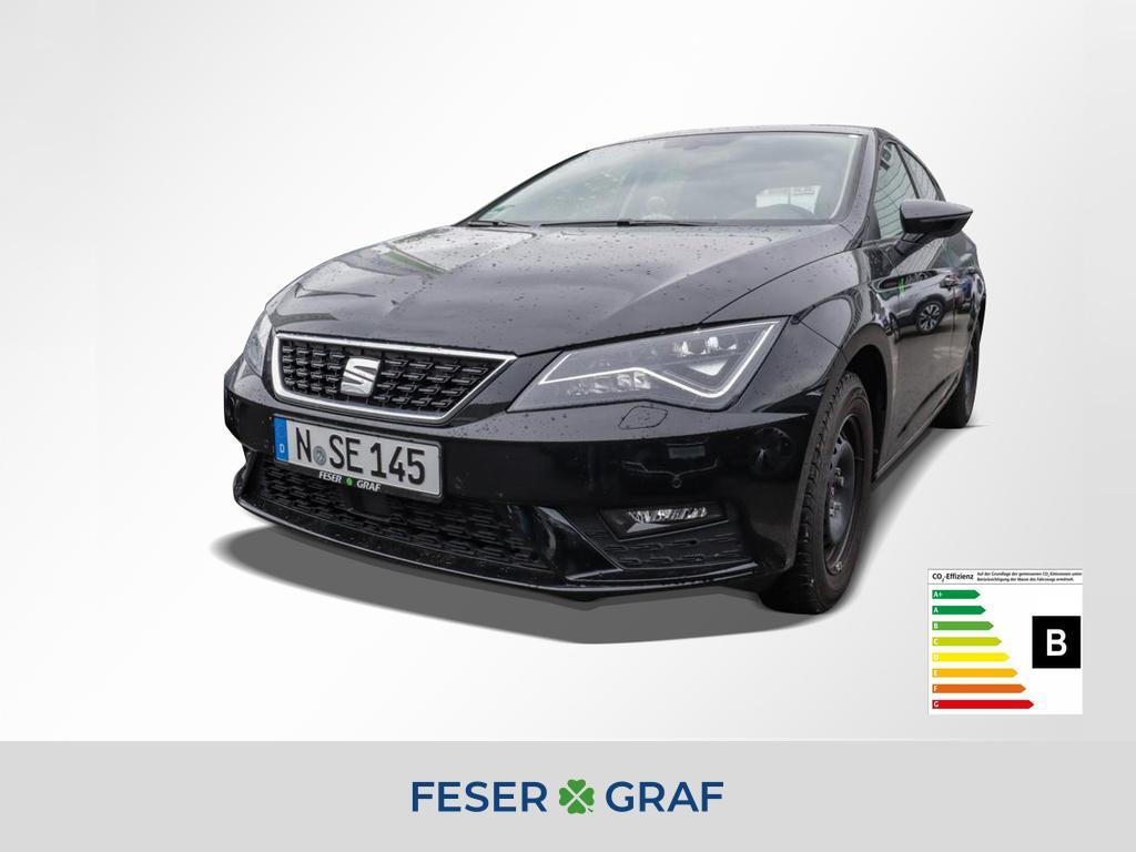 Seat Leon Style 1.5 TSI 96kW LED/Navi/PDC vo&hi, Jahr 2019, Benzin