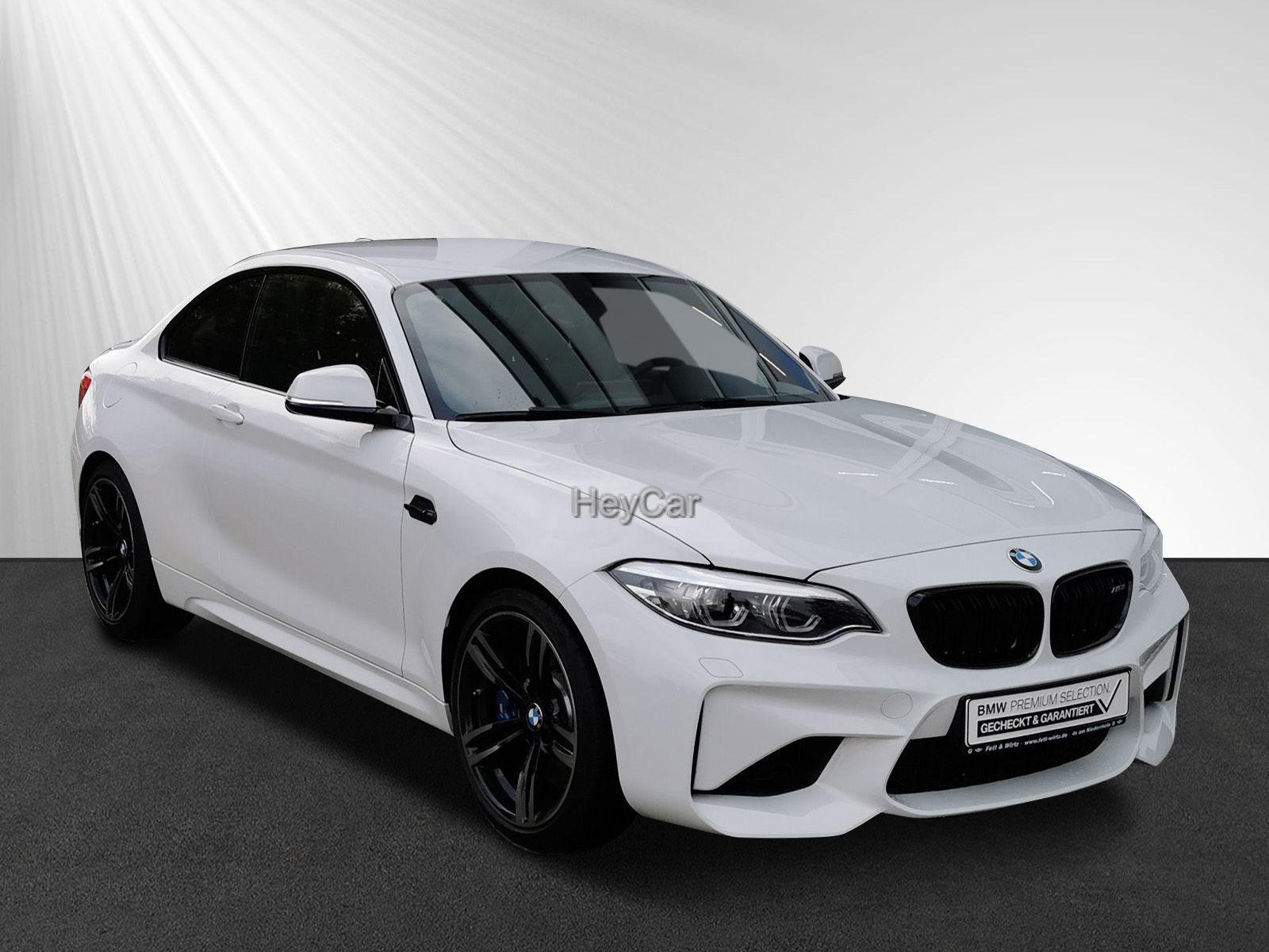 BMW M2 Coupe M DKG LED NaviProf. Sports. SHZ Alarm, Jahr 2017, Benzin