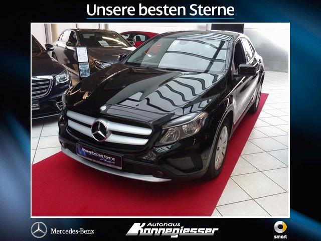 Mercedes-Benz GLA 180 d Navi Parkassist Sitzhz EU6, Jahr 2015, diesel